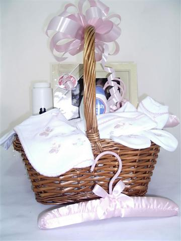 Baby Girl Hamper.