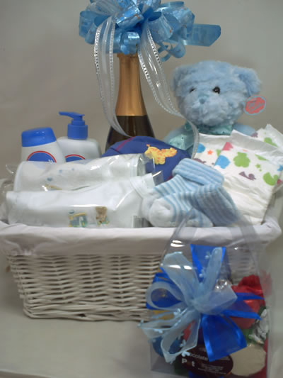 Baby girl or baby boy hamper