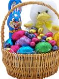 Easter Baskets from Hampers Central