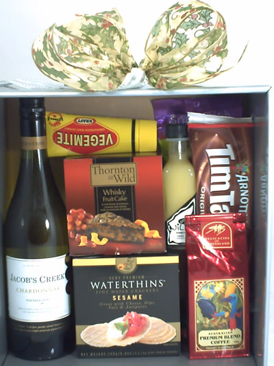 Christmas hamper for overseas